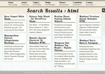 Nurul Imam Notes Search Results Section